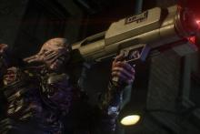 Nemesis's signature weapon returns but this time with a laser site