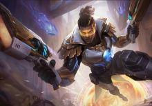 Get ready to mow down evil with Lucian after the TFT Cybernetic buffs!