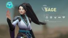 Need a healer? Sage is the way to go.
