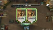 MTG Arena presents game actions in an easy way. Choices have never been clearer