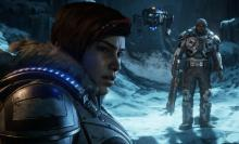 Play as a new but still familiar main character in Gears 5