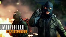 Take down criminals in Battlefield Hardline.