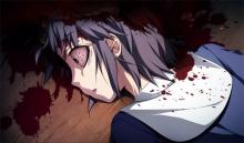 It's no surprise to find lots of corpses in Corpse Party.