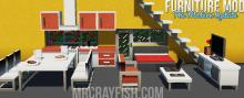 Mr. Crayfish's Furniture adds in an enormous amount of complex and cool decorative items