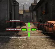 Crosshair CS:GO