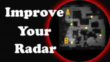 Optimized radar should be centered, expanded and scaled correctly just like this picture!