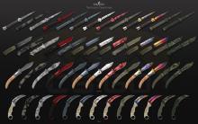 The Horizon Case knives