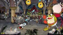 The developers show no lack of creativity in the bosses that Cuphead faces.
