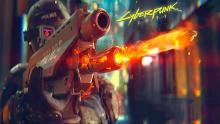 The weapons within Cyberpunk 2077 come with many different augments and abilities, like homing bullets, or an incendiary effect.