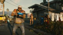 Cyberpunk 2077 will take us to the cruel world of cyberware and plasma guns.