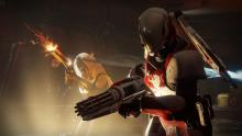 Auto rifles make effective weapons in PvP.