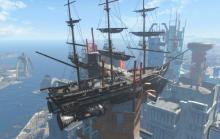 If you haven't seen this ship (and you have to be blind to miss it), we recommend you go look around the Commonwealth for this interesting side quest!