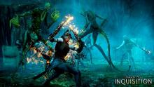 Demons enter from the fade, and only the Inquisitor can seal the rifts letting them through