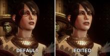 Improved facial textures
