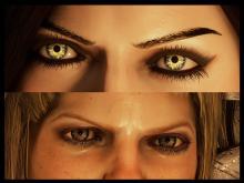 Realistic Eye Texture