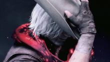 Watch Dante use his old enemy Dr. Faust