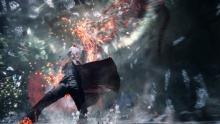 Look at Dante kick demon butt with Balrog