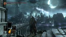A beautiful view of Irithyll.