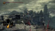 The vista of the undead settlement, giving plenty to look forward to.