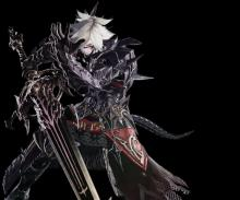 Dark Knight job quest giver, Sidurgu