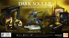 See the contents of Dark Souls 3 Collector's Edition.