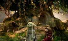 Beautiful visual effects from Jim Henson