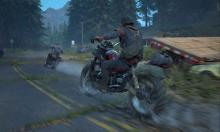 The bikes in this game goes fast, so drive skillfully!
