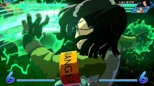 Android 17's level 3, interesting never used in the anime or manga.
