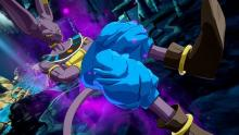 Whis! Would you mind cutting it out with that gangsta boogie?