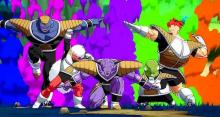We are the Ginyu Force!