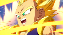 Wanna see me go Super Saiyan 2?