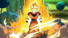 Point Goku.