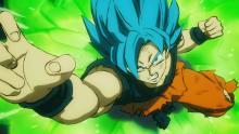 Goku in Blue form