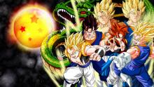 The mightiest warriors, Sayian, Dragon and god alike.