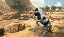 An Equus' saddle is a portable smithy, making crafting on the go a possibility!