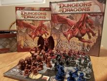 Dungeons and Dragons may be a bit overwhelming, why not start with this board game.