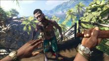 Fight your way through zombies in a tropical paradise in Dead Island