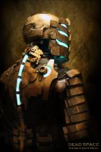 Dead space cosplay by Steven K Smith