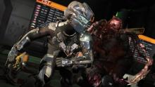 Run for your life in the depths of space in Dead Space 2.
