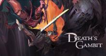 Some very powerful foes will clash blades with you on your journey in Death's Gambit.