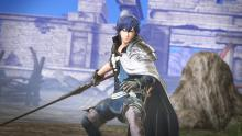 Chrom, again, prepares for another fight