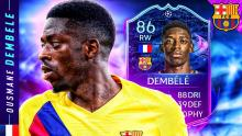 Dembele is the future of France and Barcelona.