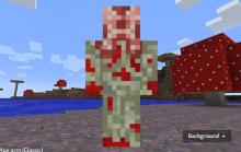 Transform into the most feared creature from the Stranger Things franchise with this terrifying Demogorgon Skin.