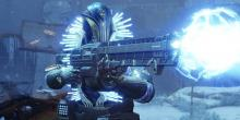 Destiny 2 Warlock Arc Weapon