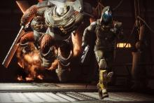 Prison Break with Cayde and the Cabal