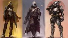 The Hunter is one of the three Classes, and is one of the best