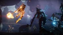 Pull off some cool looking stunts in combat in Destiny 2!