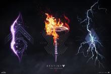 New Destiny classes