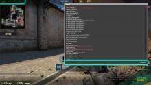 Dev console CS:GO