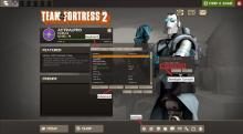 Team Fortress 2 developer console
